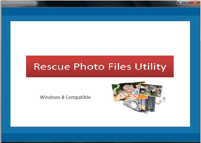Tool to recover photo files